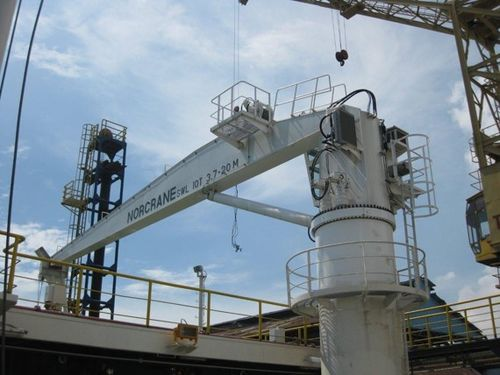 SH Group acquires Nor Crane